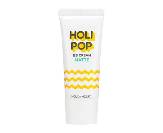 Матирующий ББ-крем Holi Pop BB Cream - Matte