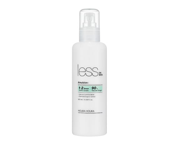 Эмульсия для лица Less On Skin Emulsion