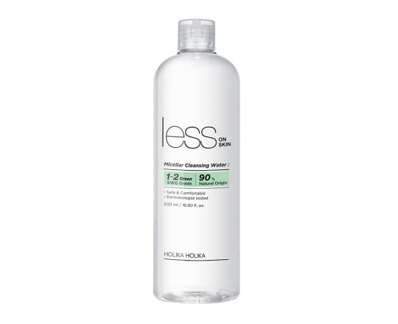 Mицеллярная вода Less On Skin Micellar Cleansing Water