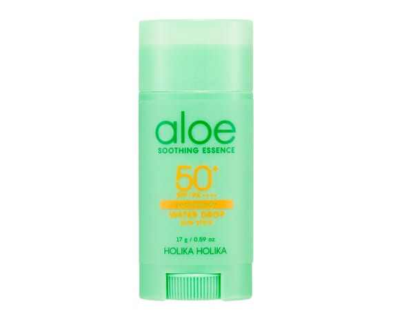 Солнцезащитный стик Aloe Soothing Essence Water Drop Sun Stick SPF50+