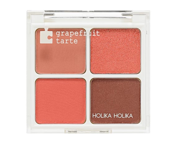 Палетка теней для век Piece Matching Palette 02 Grapefruit Tarte