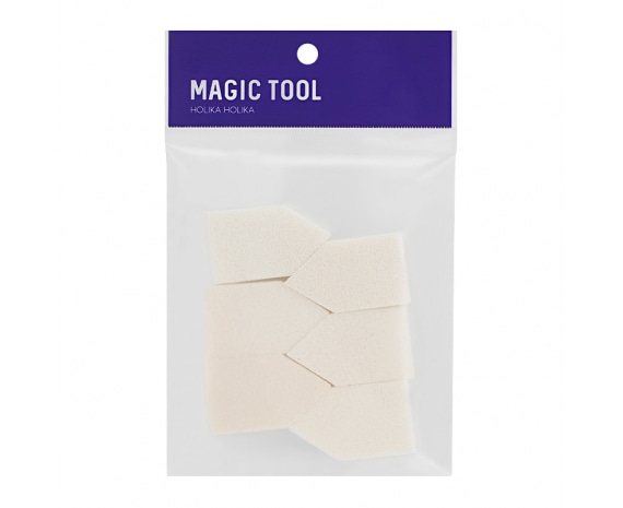 Спонжи для тональных основ Magic Tool Foundation Sponge (6 шт)