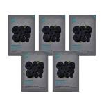 Комплект тканевых масок Pure Essence Mask Sheet - Charcoal (5 шт)