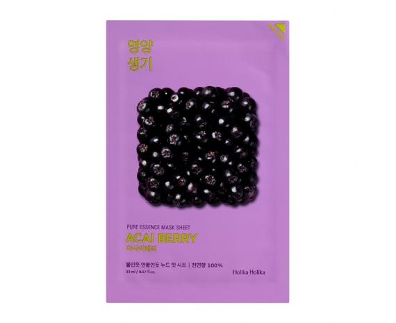 Тканевая маска Pure Essence Mask Sheet - Acai Berry
