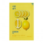 Тканевая маска Pure Essence Mask Sheet - Lemon