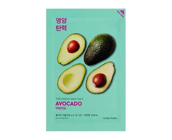 Тканевая маска Pure Essence Mask Sheet - Avocado