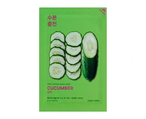 Тканевая маска Pure Essence Mask Sheet - Cucumber