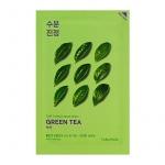 Тканевая маска Pure Essence Mask Sheet - Green Tea