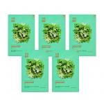 Комплект тканевых масок Pure Essence Mask Sheet - Mugwort (5 шт)