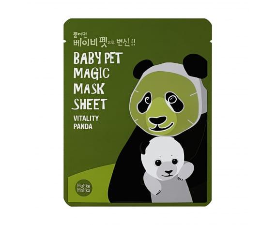 Тканевая маска Baby Pet Magic Mask Sheet (Panda)