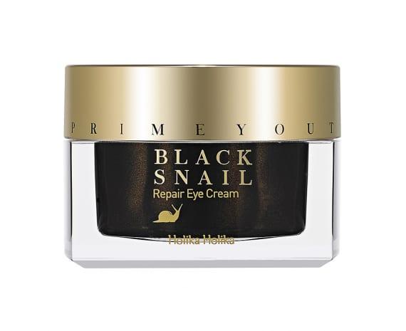 Восстанавливающий крем для глаз Prime Youth Black Snail Repair Eye Cream